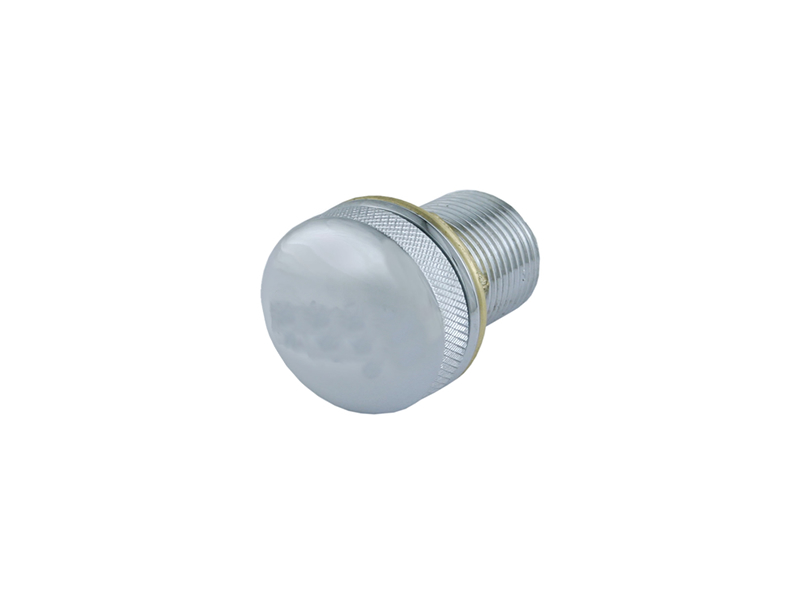 Pe as para spa alvenaria arejador de ar longo metal cromado for Metal cromado