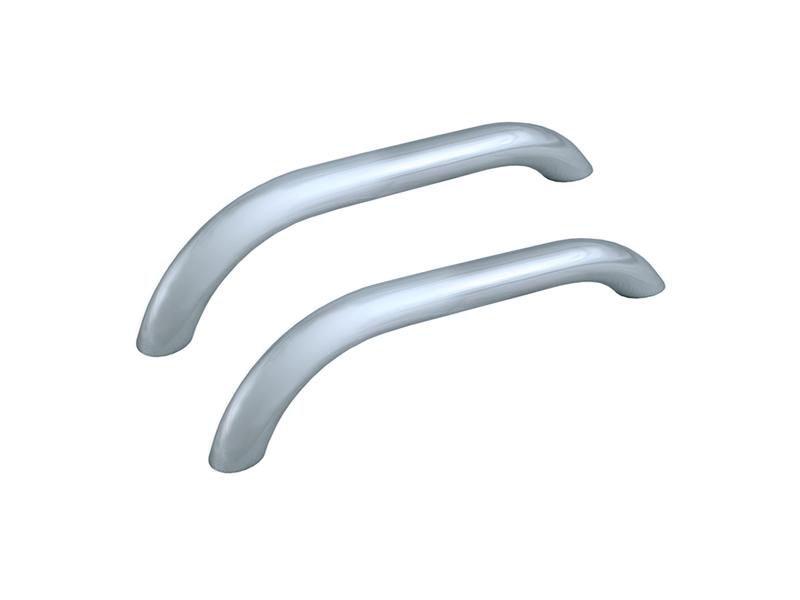 Acess rios diversos par de al as metal cromado m19 for Metal cromado