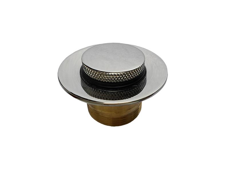 Pe as para spa alvenaria v lvula dreno de fundo metal for Metal cromado
